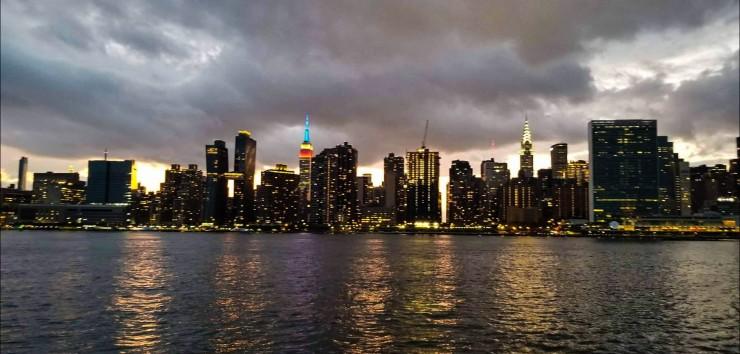 Gentry Plaza State Park (NYC Skyline) (1 of 1)