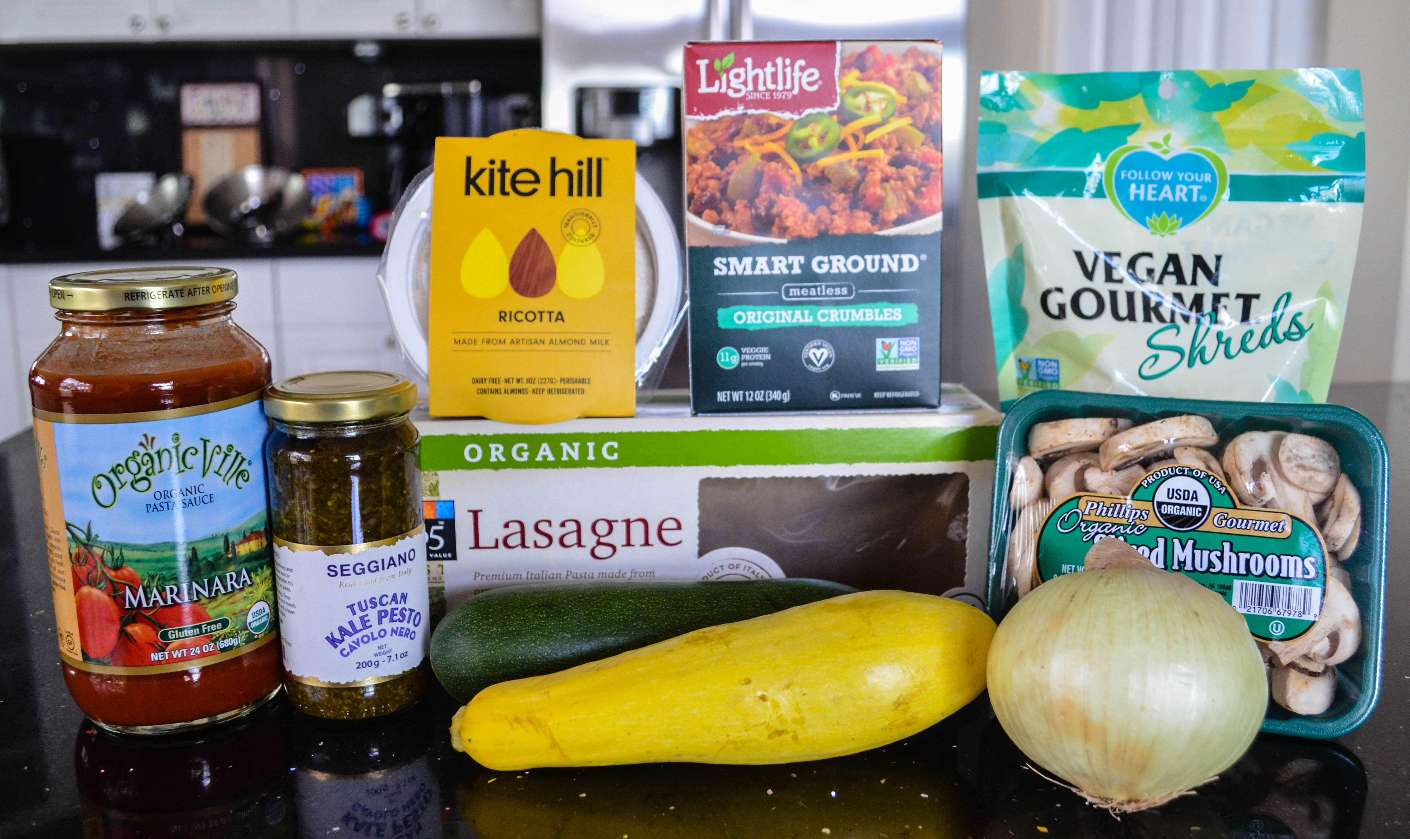 Lasagne ingredients (1 of 1)