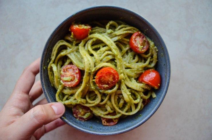 Avo-Pesto Linguini 9 (1 of 1)